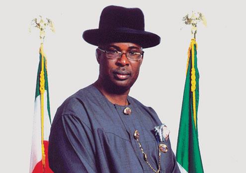 Governor Timipre Sylva of Bayelsa State.