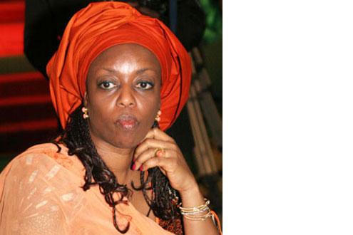 Mrs Diezani Alison-Madueke, Minister of Petroleum Resources.