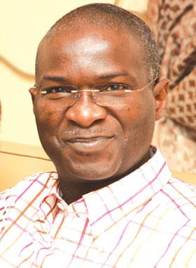 Gov. Babatunde Raji Fashola of Lagos State.