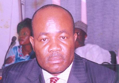 Gov. Godswill Obot Akpabio of Akwa Ibom State.