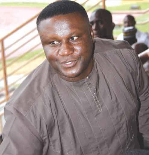 Anyansi, Chairman, Enyimba FC of Aba.
