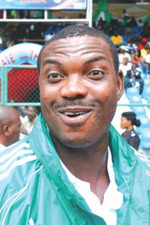 Eguavoen, Eagles'  Stand-in Coach