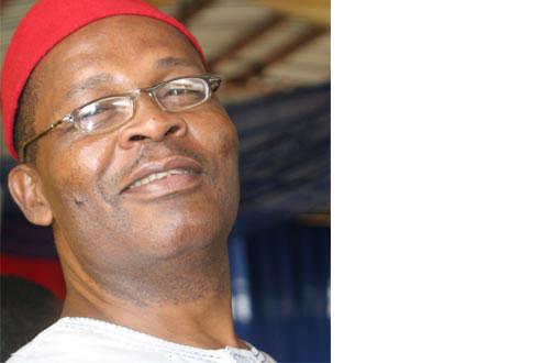 Joe Igbokwe, Lagos AC Publicity Secretary.