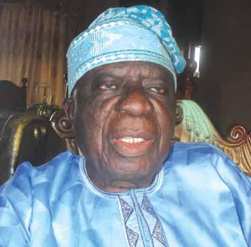 Chief Olayiwola Afolabi.