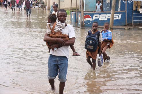 Ajegunle-flood