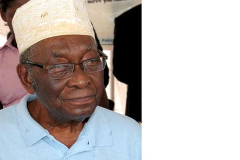 The late Babs Fafunwa.