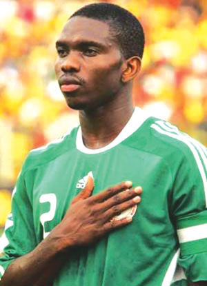 Yobo, Super Eagles captain: Sues for peace
