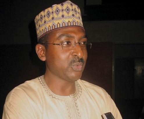 Umar, NBBF President.