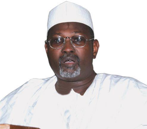 Prof. Attahiuru Jega, INEC boss.