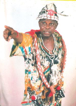 Chief Ademola Fabunmi