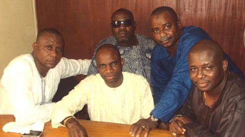 Some executives of YOMVIPAN