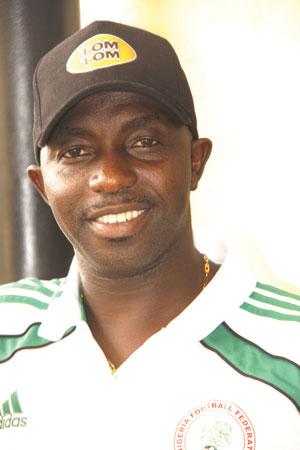 Samson Siasia, Eagles' Coach