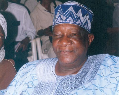 The late Jobi Fele.