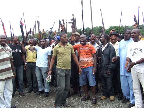 Niger Delta ex-militants
