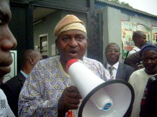 Ogunmola, Lagos INEC Commissioner.