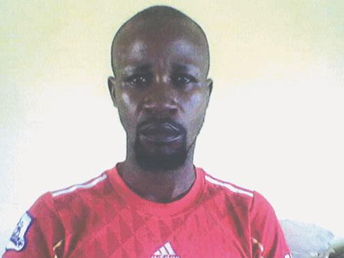 'Prophet' Ikwu.
