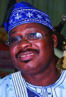 Abiola Ajimobi: free credit to traders in new year deal