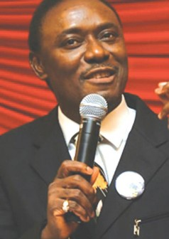 Chris OKotie: started the controversy