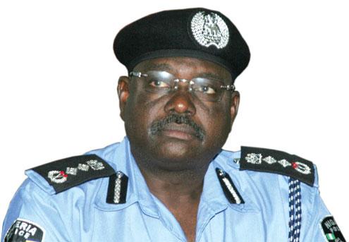 Hafiz Ringim, Inspector-General of Police.