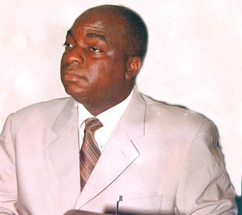 Pastor Oyedepo