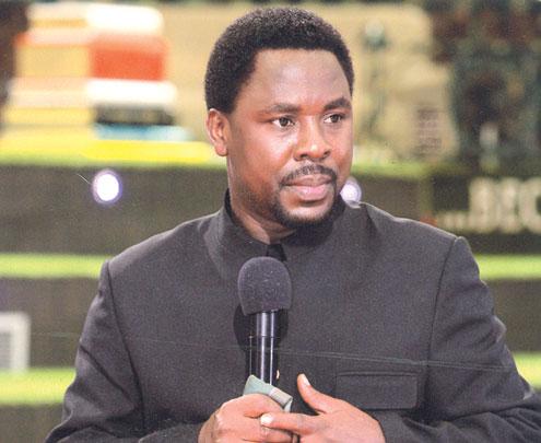 Pastor T. B Joshua