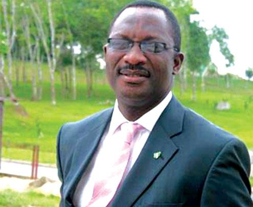 Mr. Richard Aisuebeogun, FAAN MD.