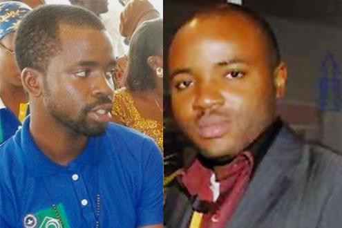 Kaka and Obiora Ibokwe.