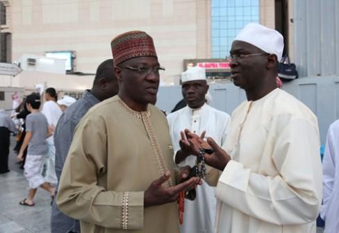 Governor  AbdulFatah Ahmed of Kwara state: sacks cabinet