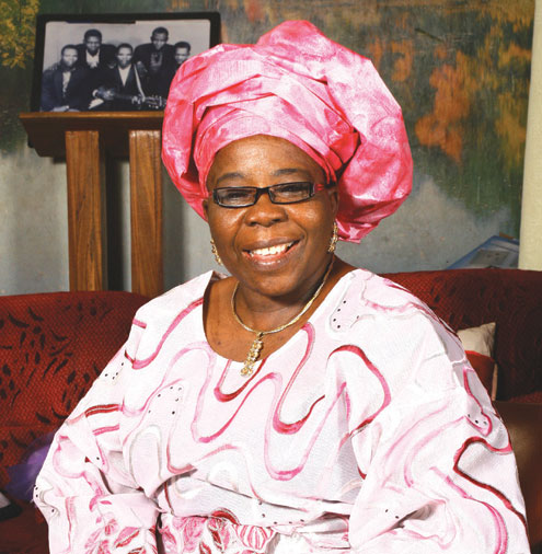 The late Juliana Obey Fabiyi.