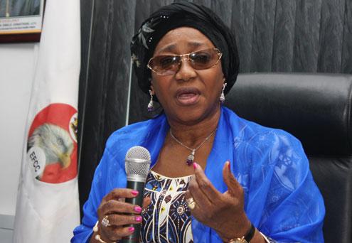 Farida Waziri, Chairman EFCC
