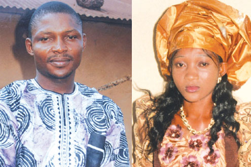 •Yakubu arrested over death of Victoria and Victoria Akubo before her death.