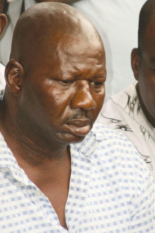 Baba Suwe now in NDLEA custody.