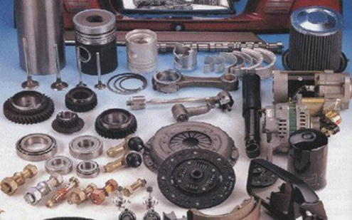 Fake spare parts