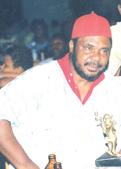 Pete Udochie