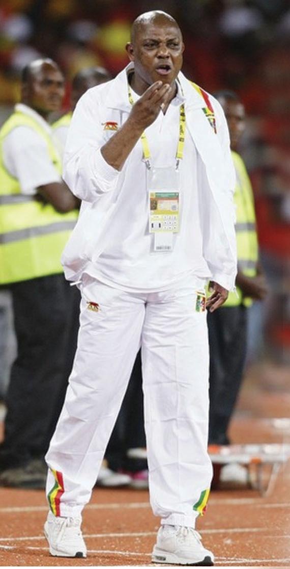 Stephen Keshi: Favoured to replace Samson Siasia as Eagles' coach. Photo: AFP.