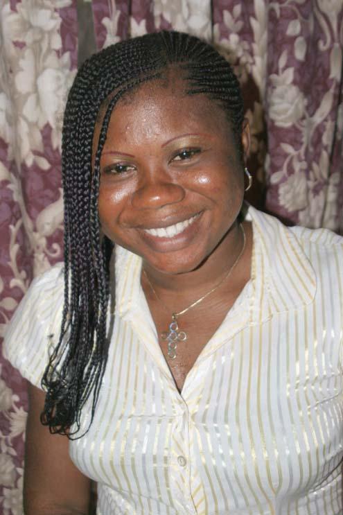 Esther Igbekele