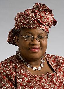 Ngozi Okonjo-Iweala.