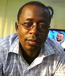 Simon Ateba: the writer