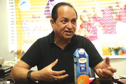 Vipul Beri, Chivita boss