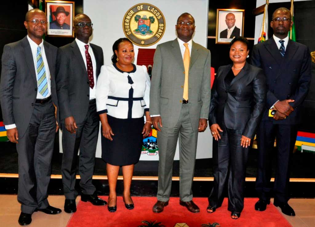 fashola with law reform committee