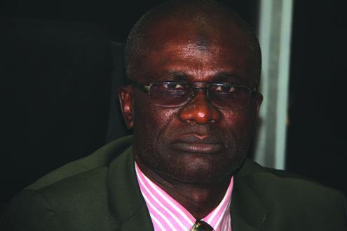 Lagos Information Commissioner, Lateef Ibirogba.