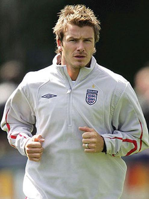 David Beckham: wanted in Australia league