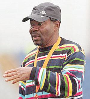 Obuh, Flying Eagles coach