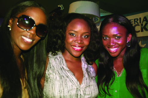 Tiwa Savage, Omawumi and Waje