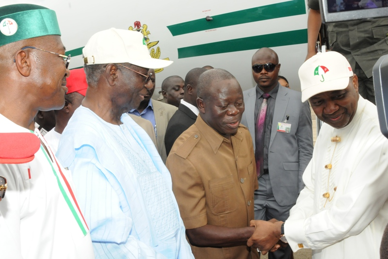 PDP campaigns in Edo 4