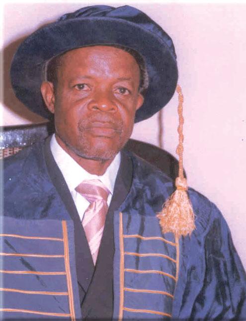 Prof Oloyede