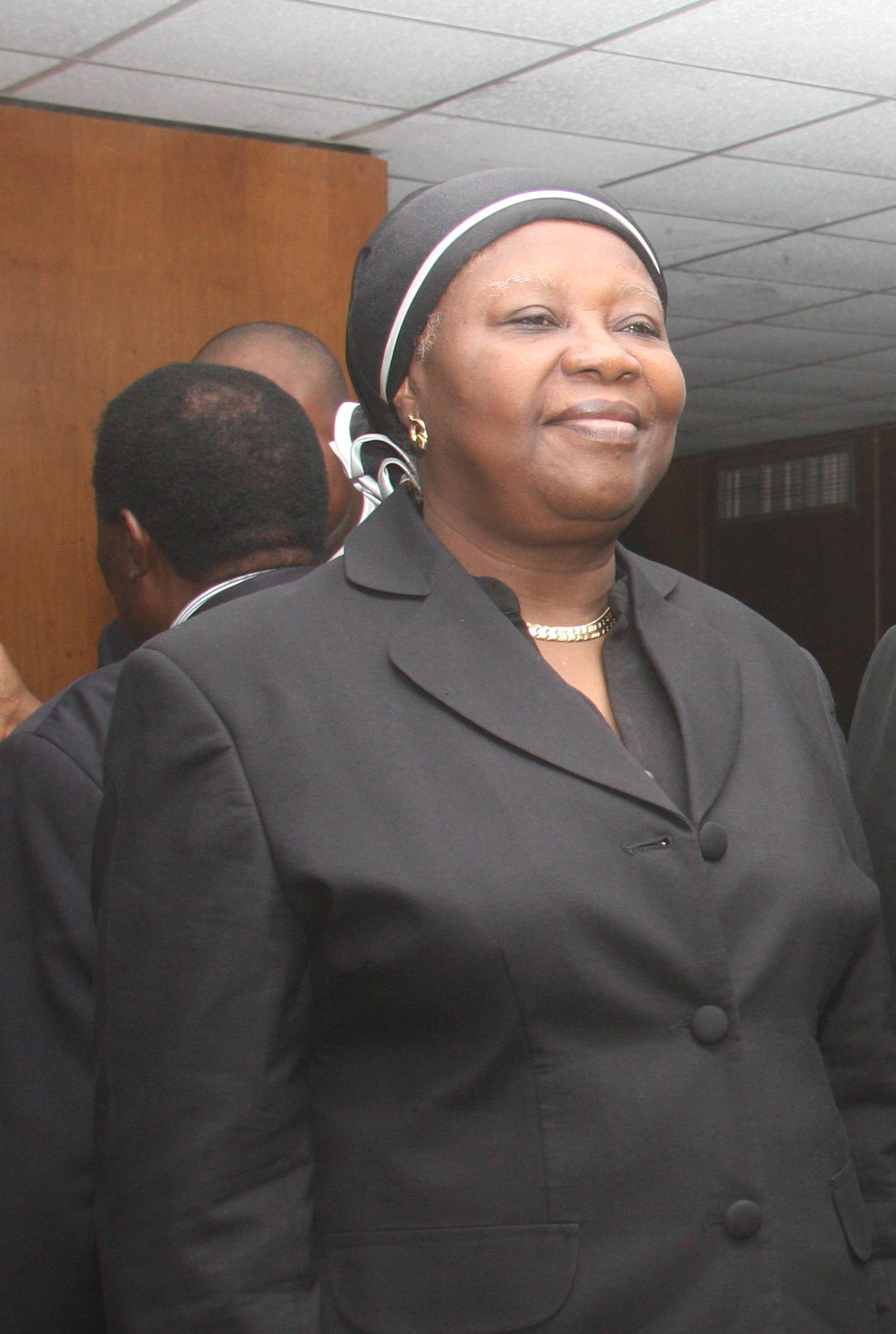 Justice Alooma Muktar.- 2