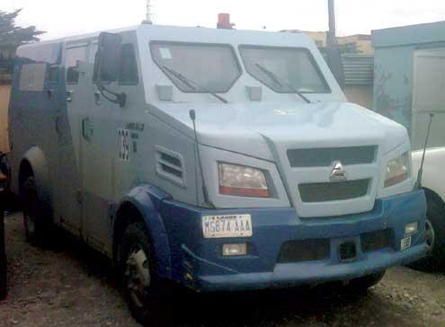 bullion-van