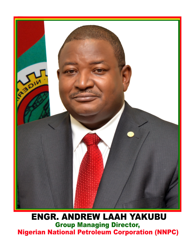 engr Andrew Yakubu, NNPC GMD