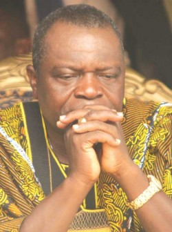 Oyinlola: now expelled from PDP